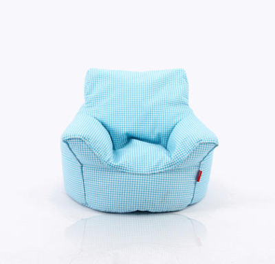baby kreslo modré